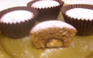 choc cake middle