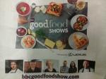 The Good Food Show, GlasgowSECC.