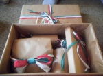 #apovgiftswap. Christmas Blogger GiftSwap.
