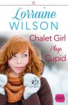 Book Review: Chalet Girl Plays Cupid, by Lorraine Wilson.