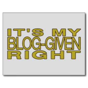 blog given right