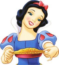 snow white applie pie