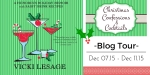 Christmas Confessions & Cocktails by Vicki Lesage. Blog Tour, Review & Competition.