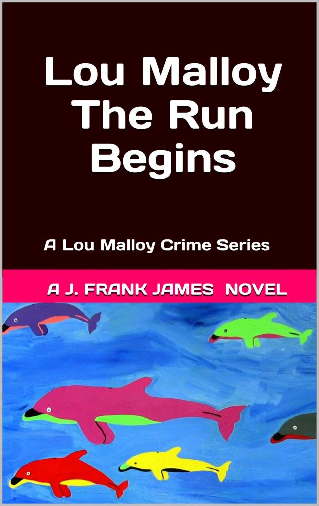 The Run Begins Book Cover