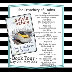 Treachery of Trains Blog Tour. Book Spotlight and GIVEAWAY!