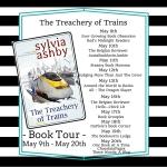 Treachery of Trains Blog Tour. Book Spotlight andGIVEAWAY!