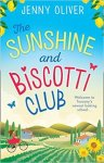 Book Review: The Sunshine and Biscotti Club, by Jenny Oliver.