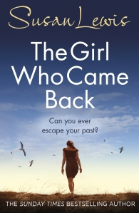 The Girl Who Came Back pb jacket