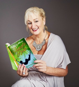 AUTHOR CAROLINE JAMES (PROFESSIONAL PROMO SHOTS 14.08.2015)