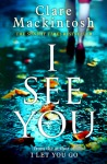 I See You, by Clare Mackintosh. Guest Review.