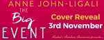 Cover Reveal: The Big Event, by AnnJohn-Ligali.