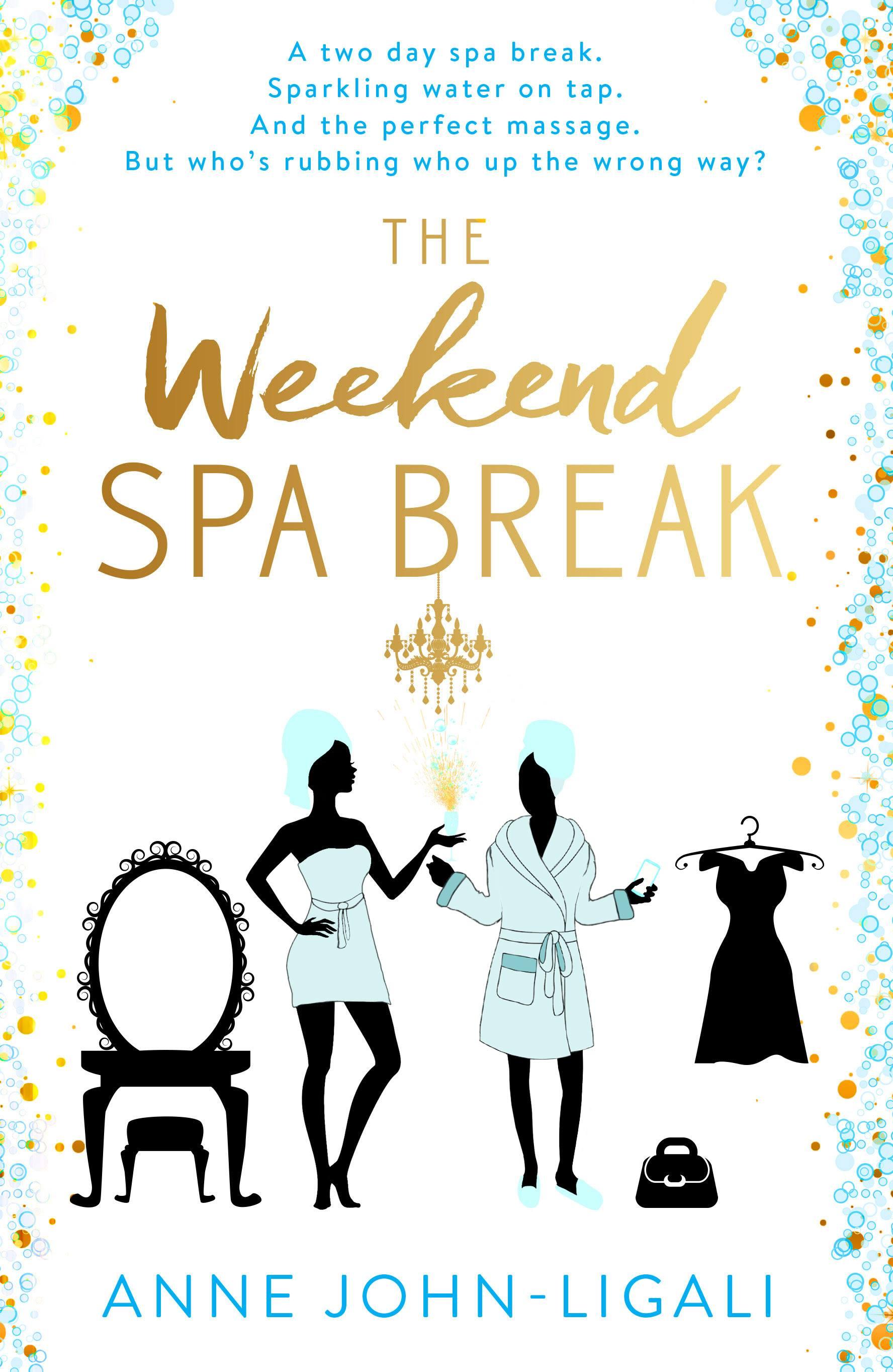 The Weekend Spa Break Cover.jpg
