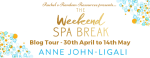 Book Review: The Weekend Spa Break by Anne John- Ligali. Plus an amazing #Giveaway!