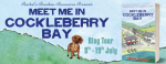 Book Review: Meet Me in Cockleberry Bay by Nicola May. #BlogTour #MMICB #Giveaway