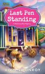 #Papercraft and murder!! Book review: Last Pen Standing by Vivian Conroy. Stationary Shop Mystery 1