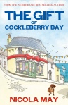 Book Review: The Gift of Cockleberry Bay by Nicola May.  #BlogTour #TGOCB Includes a fab #giveaway.