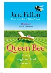 Queen Bee by Jane Fallon. Book Review.