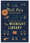 A Very Thought Provoking Book. Midnight Library by Matt Haig. A Book Review.