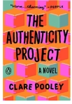 The Authenticity Project by Clare Pooley.  Book Review#BookClubRead