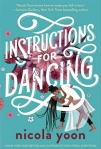 Book Review: Instructions For Dancing by Nicola Yoon.#YA