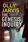 Blog Tour, The Genesis Inquiry, by Olly Jarvis.@hobeckbooks.